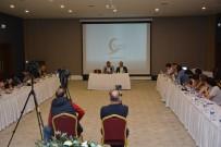 YOĞUN MESAİ - Öz Taşıma-İş Başkanı Toruntay, Ankara Basınıyla Buluştu