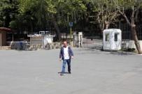 KAMU PERSONELİ - Sarıyer'de Engelli Vatandaş Geç Kaldığı Gerekçesiyle Sınava Alınmadı