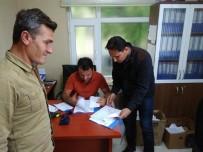 FAZLA MESAİ - Sason'da Gençler, Genç Çiftçi Projelerine Yoğun İlgi Gösteriyor