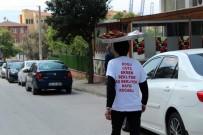 VERGİ REKORTMENİ - Simitçi Ablukaya Alınan Doğu Guta'ya Bir Kamyon Yardım Gönderdi