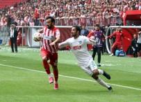 ÖZGÜR YANKAYA - Spor Toto 1. Lig Açıklaması Samsunspor Açıklaması 2 - Denizlispor Açıklaması 2