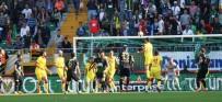 ÖMER ŞİŞMANOĞLU - Spor Toto Süper Lig Açıklaması T. M. Akhisarspor Açıklaması 1 - Göztepe Açıklaması 1 (Maç Sonucu)