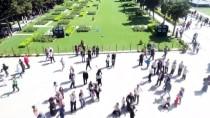 Tarihi Yarımadaya 'Ziyaretçi Yoğunluğu'