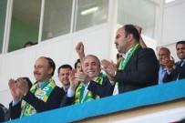 ŞANLIURFA VALİSİ - TFF 2. Lig Açıklaması Şanlıurfaspor Açıklaması 1 - Gümüşhanespor Açıklaması 1