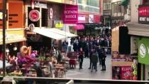 Trabzon'da Restoranda Pompalı Tüfekle Havaya Ateş Açtı
