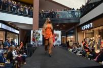 HÜSEYİN KÜÇÜK - Trabzon'da 'Yedi Bölge Moda İçin El Ele' Defilesi
