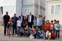 TEKSTİL ATÖLYESİ - Tümer Açıklaması 'Sığınmacıların Huzurlu Bir Ortamda Dönmelerini Umut Ediyoruz'