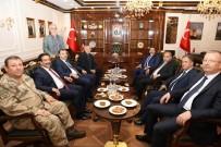 ŞIRNAK VALİSİ - Valilerden Başkan Atilla'ya Ziyaret