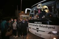 SAVAŞ MÜZESİ - Yenimahalle'de Çanakkale Gezileri Başladı