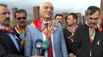 İRFAN TATLıOĞLU - Yörük Türkmenleri Ahlat'ı Gezdi