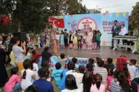 YÜREĞIR BELEDIYE BAŞKANı - Yüreğir'de Coşkulu 23 Nisan Kutlaması