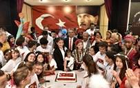 ÇOCUK MECLİSİ - 15 Ülkenin Çocukları Muratpaşa Uluslararası Çocuk Meclisinde Buluştu