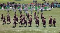 YASIN ÖZTÜRK - 23 Nisan Akçakoca'da Şenlik Havasında Kutlandı