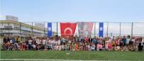ULUSAL EGEMENLIK - 23 Nisan'da Madalya Sevinci Yaşadılar