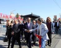 SEZGİN TANRIKULU - 23 Nisan törenlerinde CHP'li Sezgin Tanrıkulu'na tepki