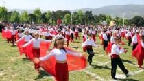 HAVA ER EĞİTİM TUGAYI - 23 Nisan Ulusal Egemenlik Ve Çocuk Bayramı Kutlanıyor