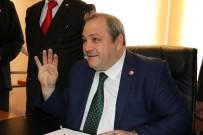 GENEL BAŞKAN YARDIMCISI - Adalet Partisi'nden CHP'ye Eleştiri