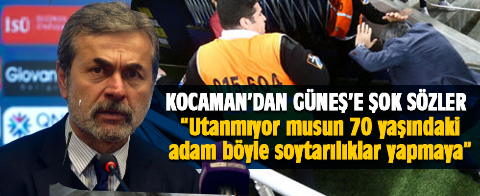 Ahmet Çakar''dan bomba Aykut Kocaman iddiası