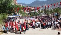FEYZA HEPÇILINGIRLER - Alanya'da 23 Nisan'a Özel Festival