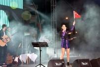 POP MÜZIK - Aliağa'da Derya Uluğ Rüzgarı