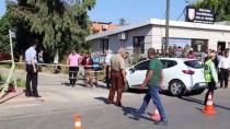 GÖRGÜ TANIĞI - Antalya'da Trafik Kazası Açıklaması 1 Ölü