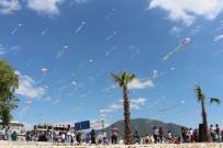 KLEOPATRA - Antalya Semaları Uçurtmalarla Şenlendi