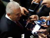 ÖZGÜR ÖZEL - Başbakan Meclis'teki tartışmayla ilgili konuştu