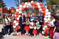 ULUSAL EGEMENLIK - Başkan Albayrak Atatürk Ve Gençlik Parkı İle Atatürk Çocukları Kütüphanesinin Açılışına Katıldı