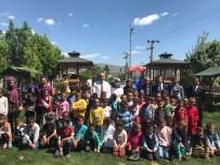 FATİH DÜLGEROĞLU - Başkan Dülgeroğlu, Köy Okullarında Öğrencilerle Bir Araya Geldi