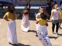 KıŞLA - BEÜ Öğrencilerinden Çocuk Şenliği Etkinliği