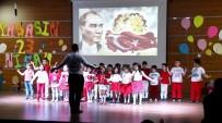 KEMAL SUNAL - Beyaz Kule Okulları'nda 23 Nisan Coşkusu
