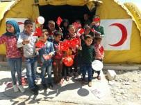 ASKERİ HASTANE - Cenderis'deki Çocuklara Hastane Müjdesi