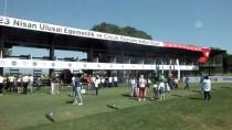 İL MİLLİ EĞİTİM MÜDÜRLÜĞÜ - 'Çocuk Evlerinden Golfe, Golften Olimpiyatlara' Projesi