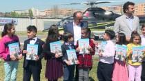 SABİHA GÖKÇEN HAVALİMANI - Çocuklar 23 Nisan'ı Havalimanında Kutladı