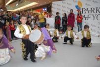 ULUSAL EGEMENLIK - Çocuklar 23 Nisan'ı Park Afyon'da Kutladı