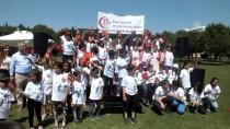 SOSYAL SORUMLULUK PROJESİ - Çocuklara 5 Yıldızlı Otelde 23 Nisan Kutlaması