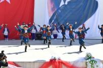 HAYRETTIN BALCıOĞLU - Denizli'de 23 Nisan Coşku İçerisinde Kutlandı