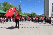 PATLAMIŞ MISIR - Elazığ, Bingöl Ve Tunceli'de 23 Nisan Coşkuyla Kutlandı