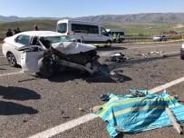 Elazığ'daki Kazada Ölenlerin Kimlikleri Belirlendi
