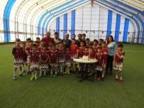 AHMET ÇAKAR - Elazığspor Futbol Okulu Açıldı