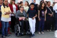 AKÜLÜ SANDALYE - Engelli Annenin Hayali Gerçek Oldu