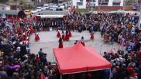 İRFAN TATLıOĞLU - Erciş'te 23 Nisan Coşkusu