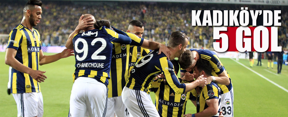 Fenerbahçe takipte