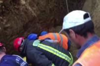 SERVERGAZI - Göçük Altında Kalan İşçi Hayatını Kaybetti