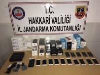 HAKKARI VALILIĞI - Hakkari'de Kaçakçılık Operasyonu
