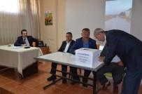 AHMET ÖZKAN - Hasköy'de KHGB Seçimi