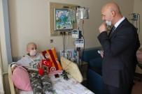 ULUSAL EGEMENLIK - Hastanede 23 Nisan Bayramı Sevinci