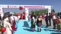 İL MİLLİ EĞİTİM MÜDÜRLÜĞÜ - İstanbul'da Renkli 23 Nisan Kutlaması