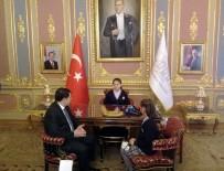 RAYLI SİSTEM - İstanbul Valisi Vasip Şahin, Makam Koltuğunu Öğrencilere Devretti