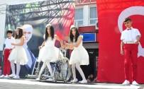 MEHMET ALI ÇALKAYA - İzmir'de 23 Nisan Coşkusu